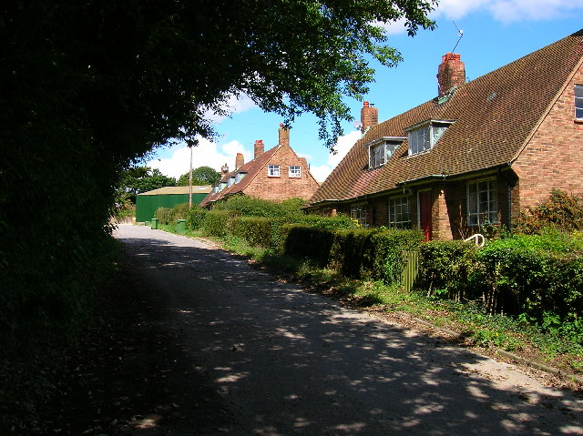 Balmer hamlet and farm, near Falmer.