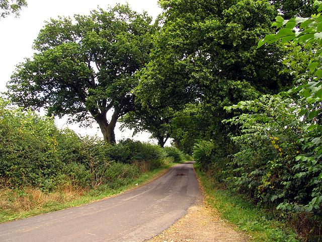 Road to Nettleton and Burton