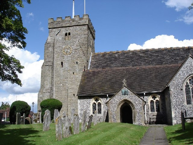 St Peter's Church, Henfield