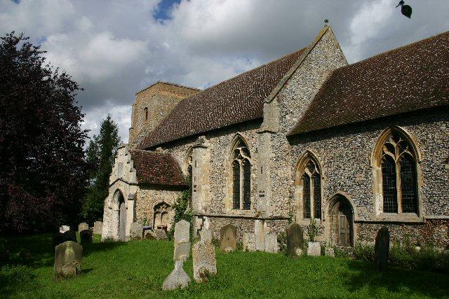 Kentford Church