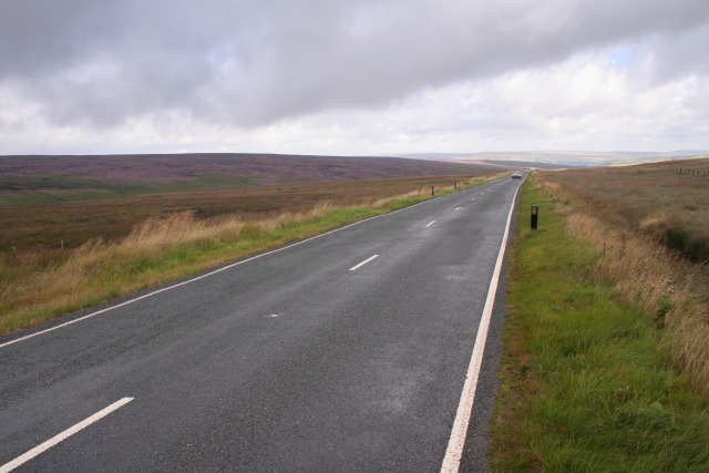 Blackstone Edge Road, Blackstone Edge