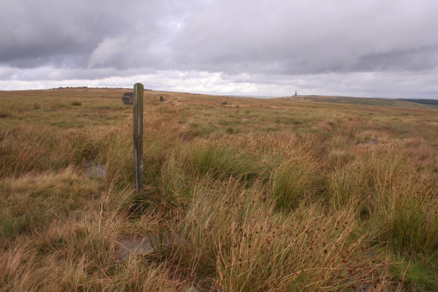 Pennine Way, Langfield Common