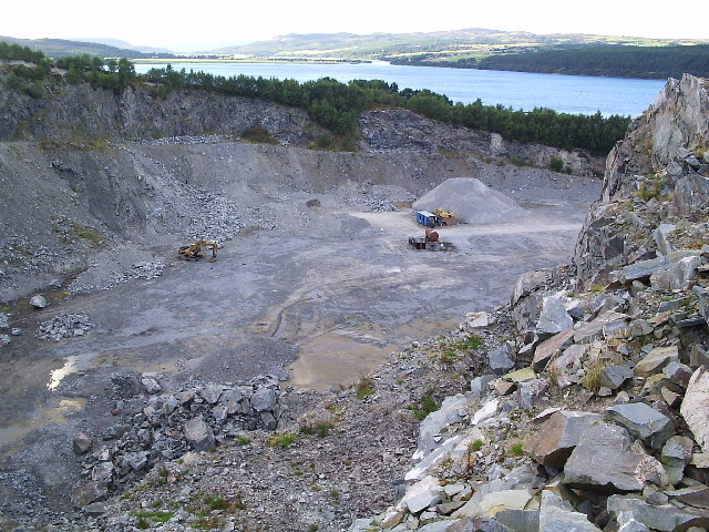 Ardchronie Quarry