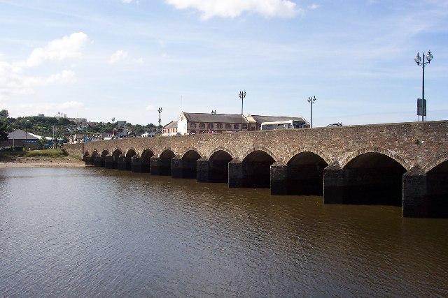 Barnstaple Long Bridge