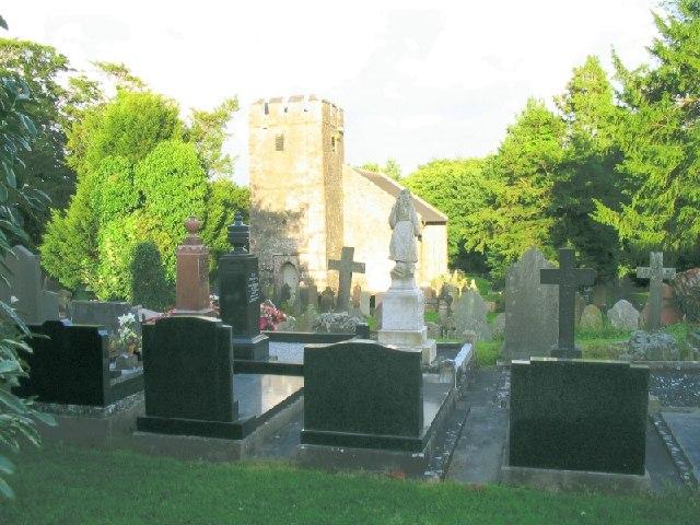 Church at Llanarthne