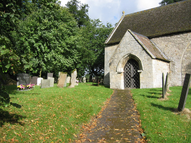 St Guthlac's Church, Little Ponton