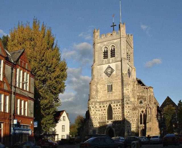 Waltham Abbey, Essex