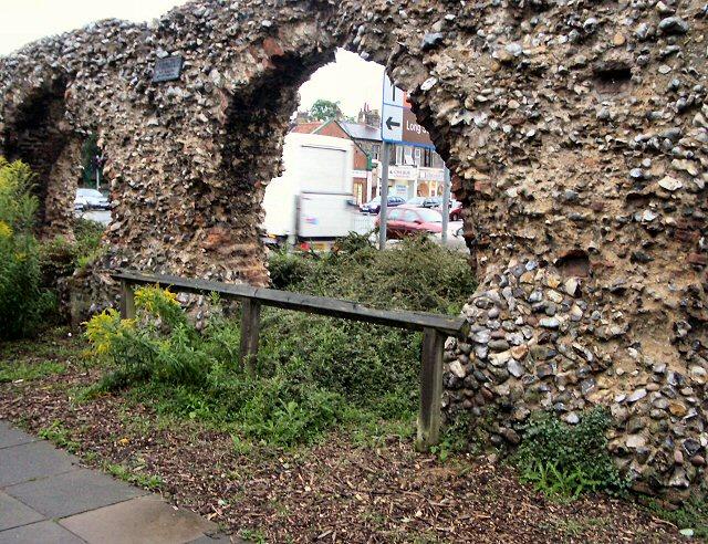 Norwich City Wall