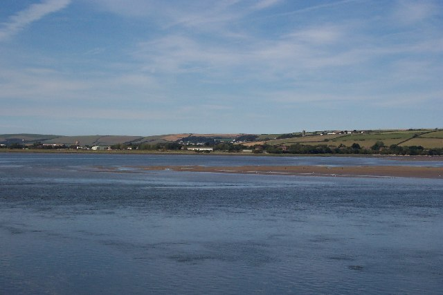 The River Taw from Fremington