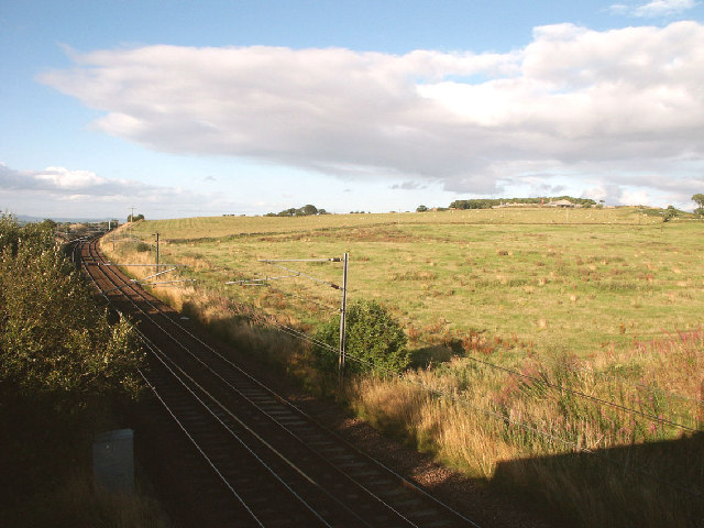 The slow train to Edinburgh?