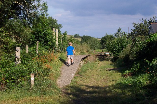 Yarde Halt on the Tarka Trail