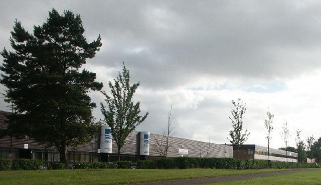 Brucefield Industrial Park, Livingston