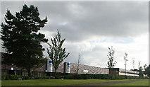 NT0464 : Brucefield Industrial Park, Livingston by Simon Johnston