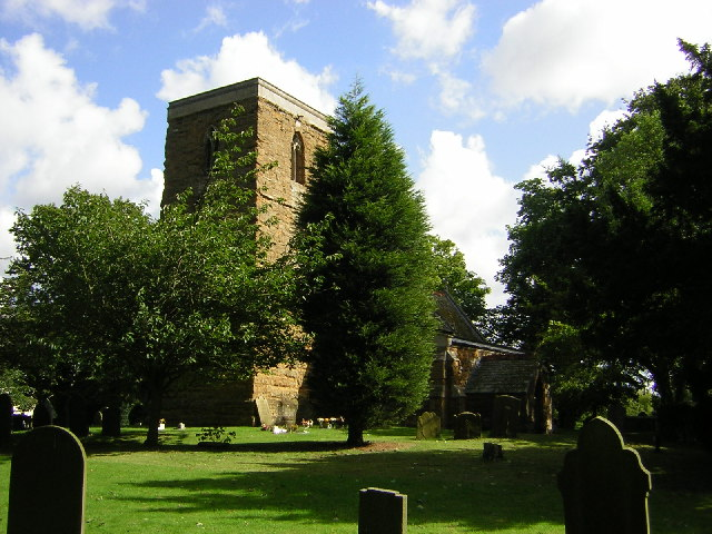 St.Andrew's church, Irby-on-Humber, Lincs.