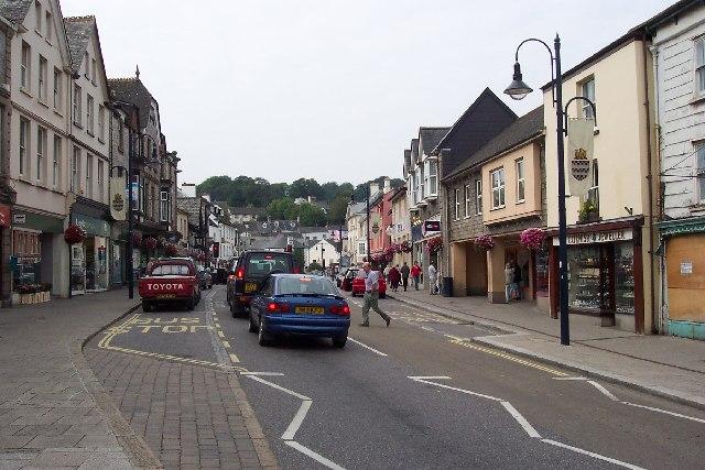 Okehampton, Devon