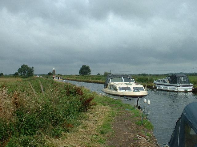 West Somerton Boat Dyke