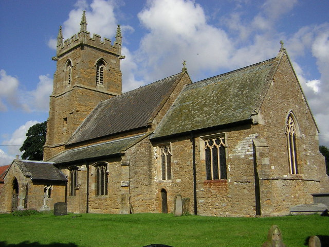 St.Lawrence's church, Aylesby, Lincs.
