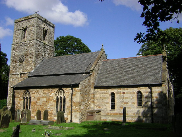 St.Giles' church, Scartho, Lincs.