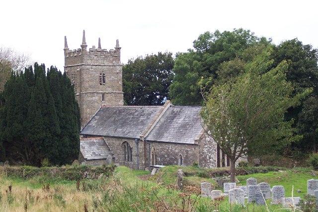 Sourton church