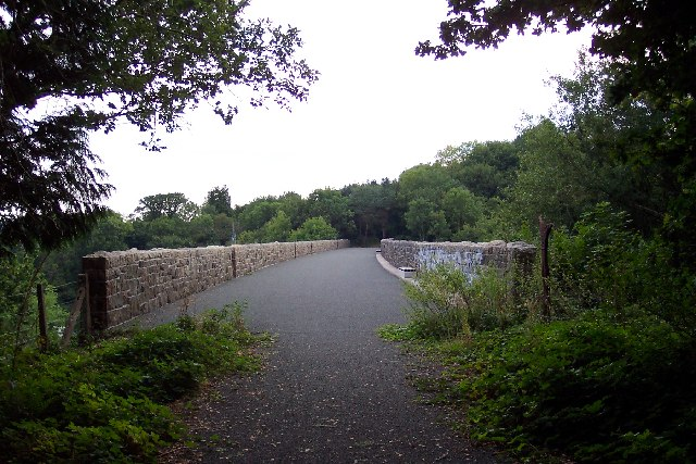 Wilminstone Viaduct, near Tavistock