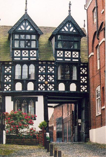 Tudor Inn and Stables, Shrewsbury, Shropshire