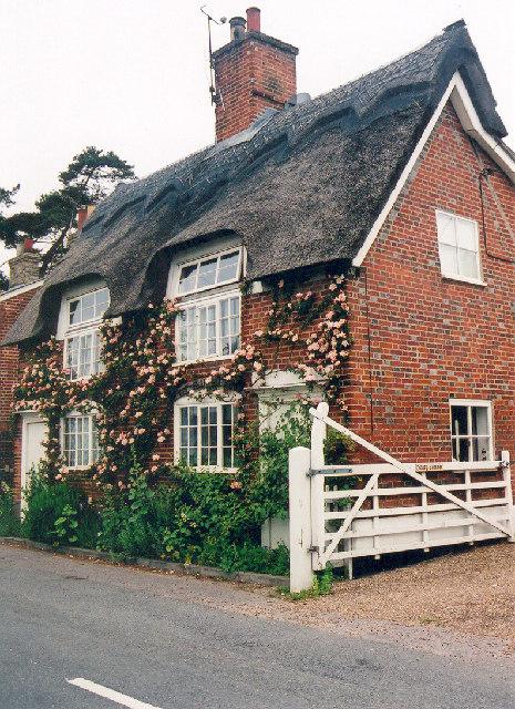 Country Cottage, Sibton, Nr. Yoxford, Suffolk