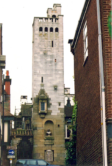 Gaskell Memorial Tower, Knutsford, Cheshire
