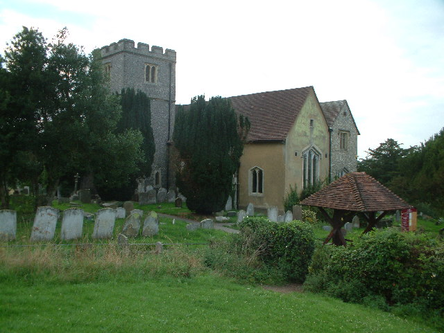 Church of St John the Baptist, West Wickham BR4