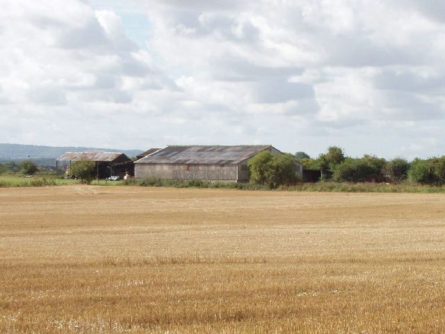 Farm buildings near Haddenham