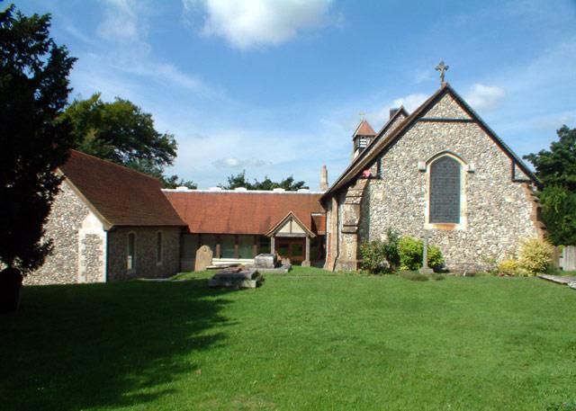Keston Parish Church BR2