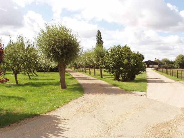 Aston Mullins Farm