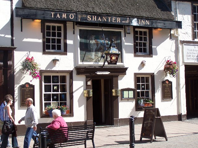 Tam o' Shanter Inn