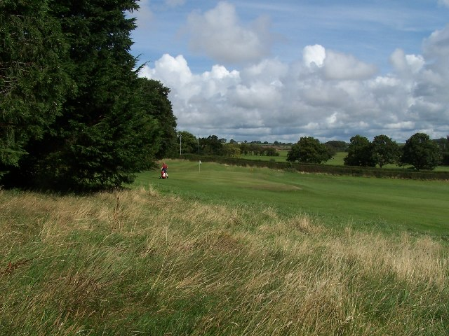 Dalmilling golf course