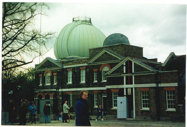 Greenwich Observatory.