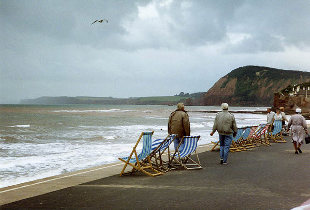 Sidmouth: The Esplanade