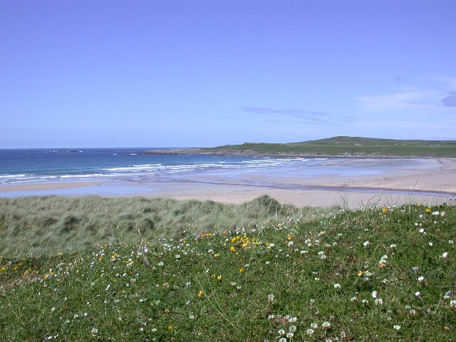 Machir Bay from the Dunes
