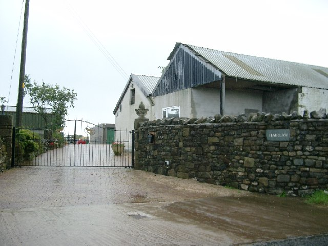 Hairlaw Farm