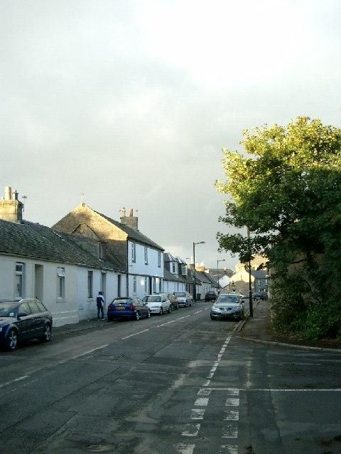 Millar Street, Glassford