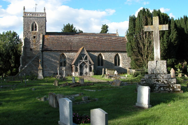 The Church of St James, Norton, Worcester