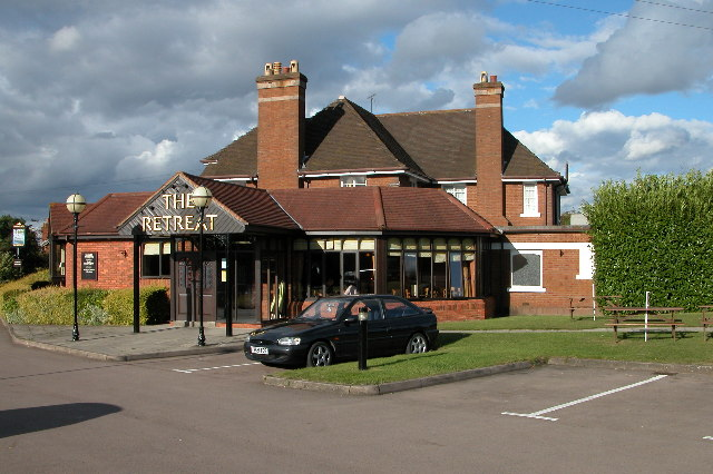 The Retreat, Norton, Worcester