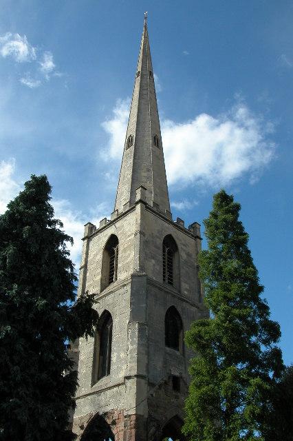 St Andrews Spire, Worcester