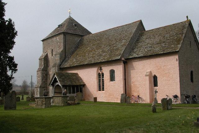 St Mary's Church, Kempley