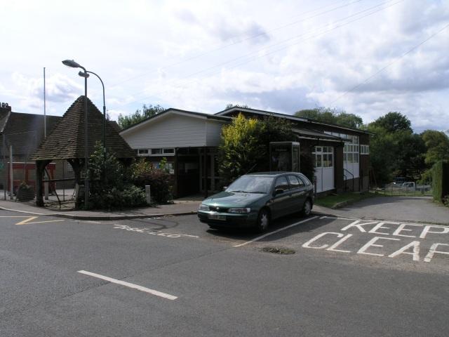 Tandridge Village Hall & Call Box
