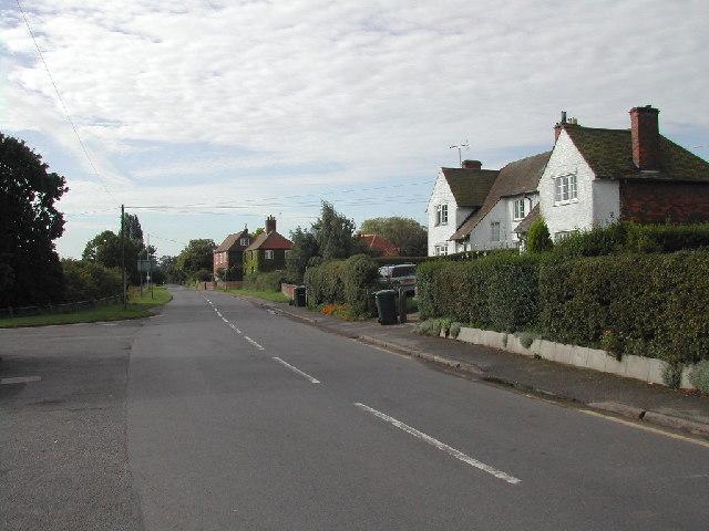 Stoke Bardolph Village