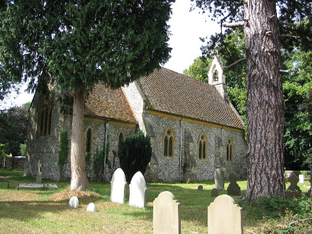 St Pauls Church, Highmoor