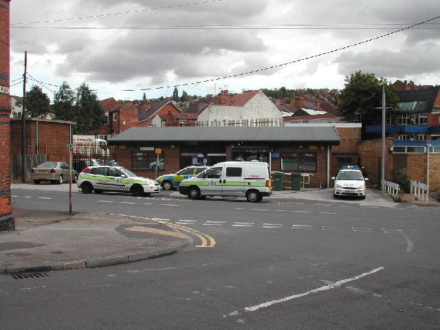 Ransom Road Police Station