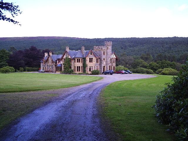 Gruinards Lodge