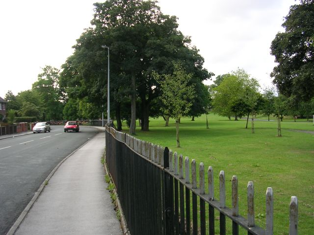 Seedley Park, Salford