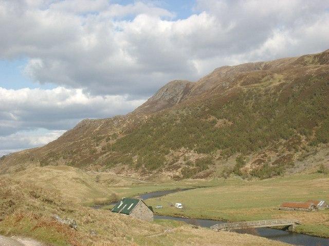 Athnamulloch, Glen Affric