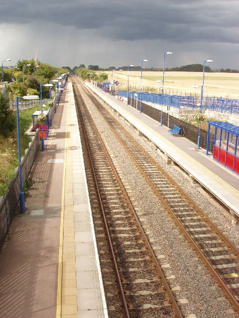 Haddenham and Thame Parkway Station